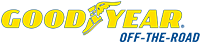 Logotip Goodyear OTR