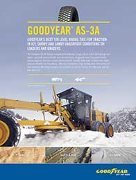 Verkoopblad-cover voor Goodyear AS-3A