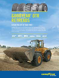 Goodyear OTR Retreads Sell Sheet