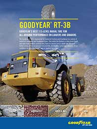 Goodyear RT-3B Sell Sheet Cover