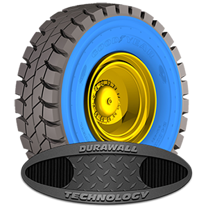 Logo technologie Durawall
