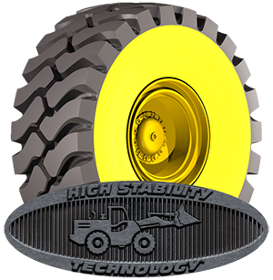 Väga stabiilse tehnoloogia logo