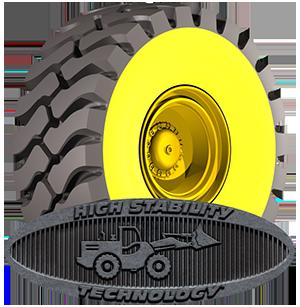 Логотип технологии Hi-Stability
