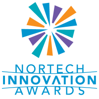 Logo de los premios NorTech Innovation Awards